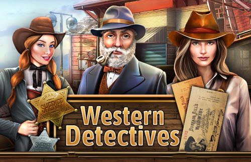 Game:Western Detectives